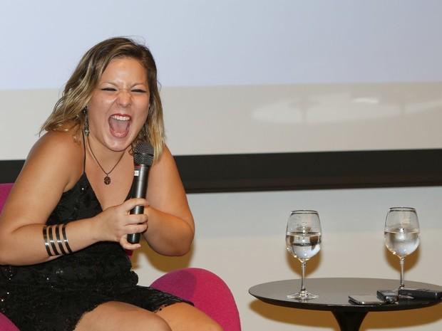 Maria Claudia na final do 'Big Brother Brasil 16' (Foto: Marcos Serra Lima/ EGO)