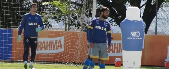 Rafael Sobis, atacante do Cruzeiro (Foto: Marco Antônio Astoni)
