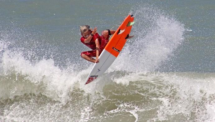 RN - Yuri Barros última etapa Circuito Surf Kids Natal (Foto: Eros Sena)
