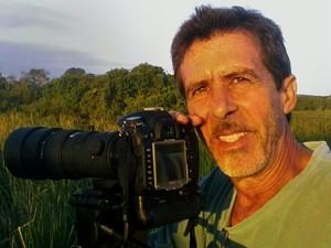 fotógrafo sérgio quissak (Foto: Divulgação)