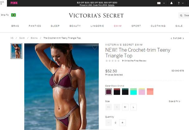 Victoria's Secret (Foto: Divulgação)