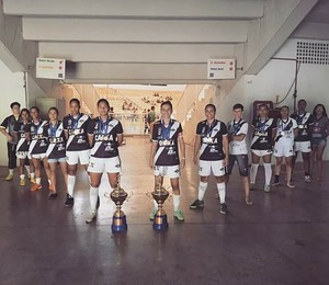 Equipe feminina do Mixto (Foto: Divulgação/Mixtonet)