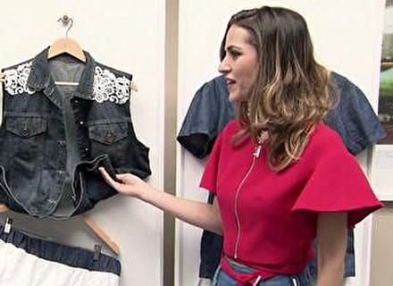 'É de Casa' mostra como reaproveitar roupas antigas gastando pouco