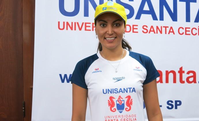 Poliana Okimoto (Foto: Antonio Marcos)