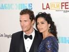 Mais um! Matthew McConaughey  e Camila Alves vão ser pais novamente