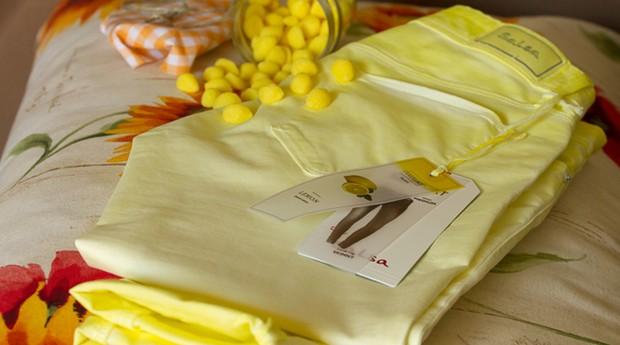 Cada calça custa 70 euros ou, no momento, 40 euros em promoção (Foto: Divulgação)