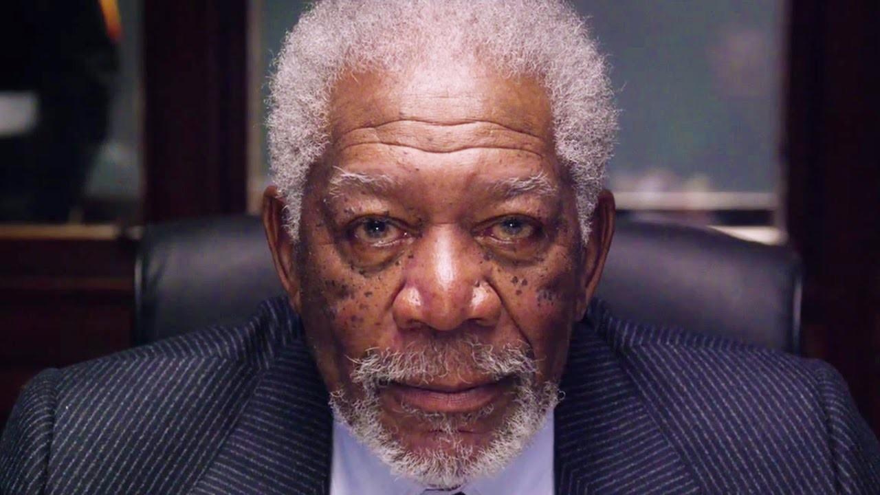 Morgan Freeman (Foto: Divulgação)