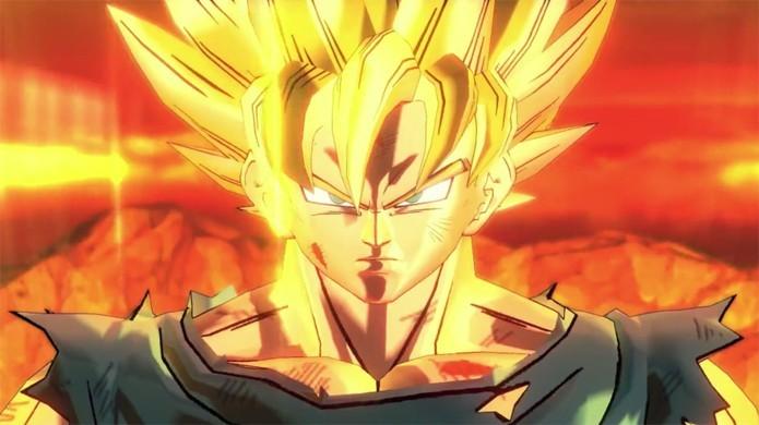Goku retorna ainda mais forte em Dragon Ball Xenoverse 2 (Foto: Divulgação/Bandai Namco)