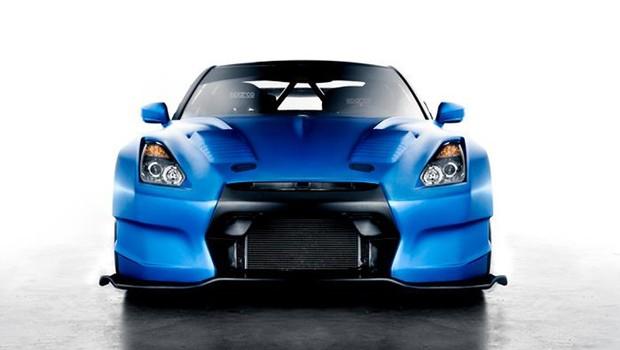 """Nissan GT-R preparado será atração em """"Velozes e furiosos 6"""" (Foto: SP Engineering)"""