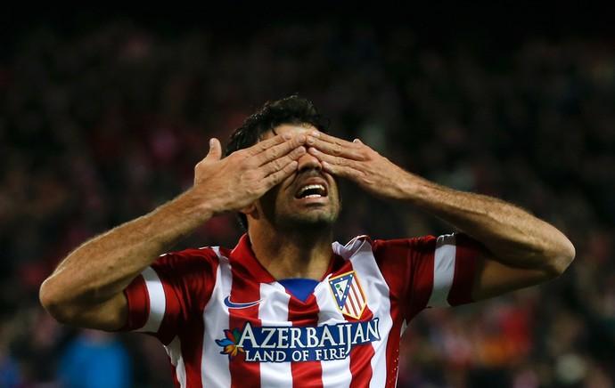 diego costa Atletico Madrid x Real Sociedad (Foto: Reuters)