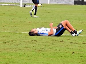 Romero Corinthians (Foto: Diego Ribeiro)