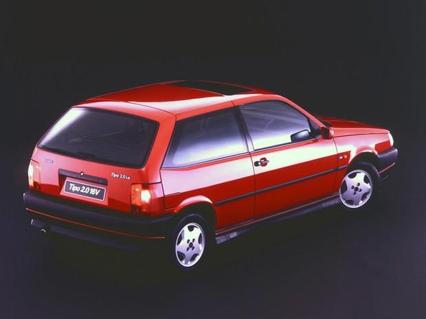 Fiat Tipo 2.0 16V (Foto: Divulgação)