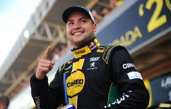 Felipe Fraga crava melhor tempo e garante a pole na etapa de Curvelo