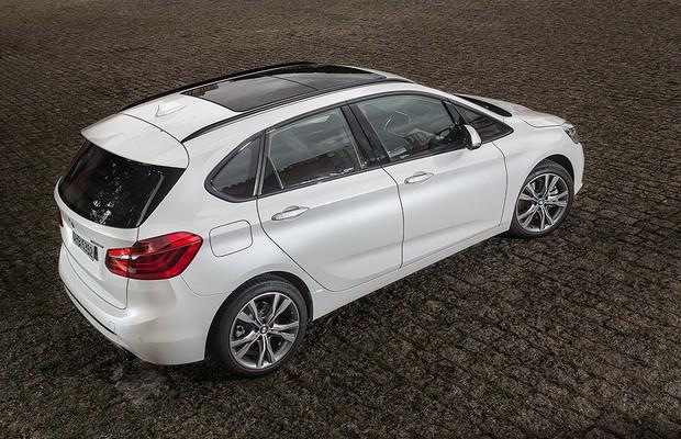 BMW Série 2 Active Tourer (Foto: Marcos Camargo/Autoesporte)