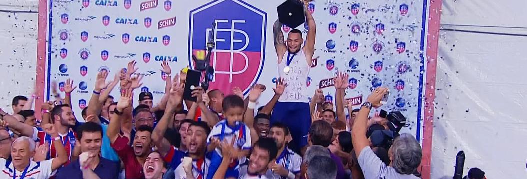 a147d92dd9 Bahia x Vitória da Conquista - Campeonato Baiano 2015 - globoesporte.com