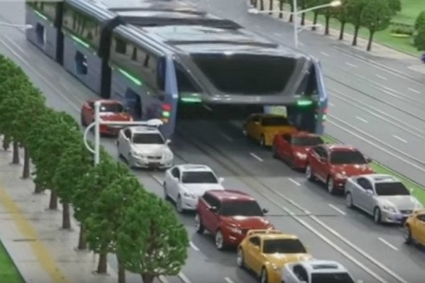 Transit Explore Bus (Foto: Reprodução/YouTube)
