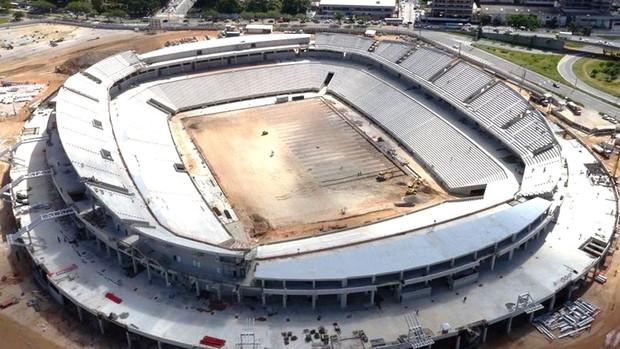 Arena Dunas (Foto: Divulgação / Fifa.com)