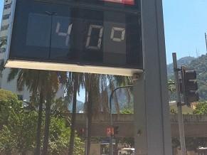 Termômetros de rua (Foto: Divulgação/ Edu Araújo)