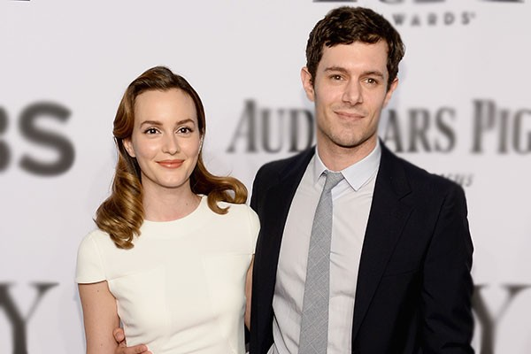 Adam Brody e Leighton Meester (Foto: Getty Images)