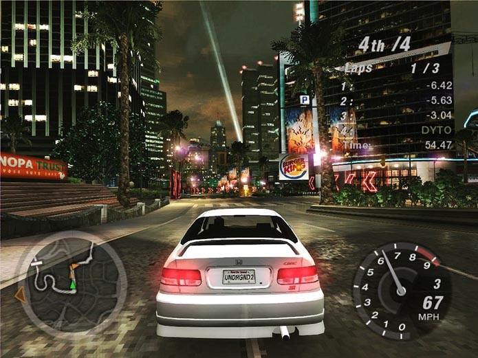 Need for Speed Underground 2 (Foto: Divulgação)