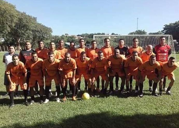 Unidos do Cambuci busca título inédito no amadorzão  (Foto: Unidos do Cambuci Futebol Clube / Arquivo pessoal)