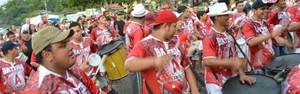 Desfile de blocos é atração no Carnaval de Barcarena (Divulgação/ Prefeitura de Barcarena. )