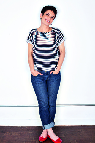 Sandra Annenberg (Foto: Thelma Vilas Boas - Revista Tpm)
