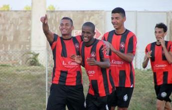 Atlético Potengi goleia no Barretão e dispara na segunda divisão do RN