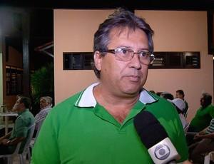 RN - Osvaldo Trigueiro - presidente Alecrim (Foto: Reprodução/Inter TV Cabugi)