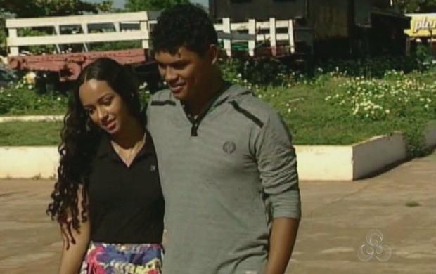 Namora é uma das que apoiam a realização do sonho de (Foto: Rondônia TV)