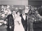 Fernanda Souza posta foto e parabeniza padrinho por aniversário