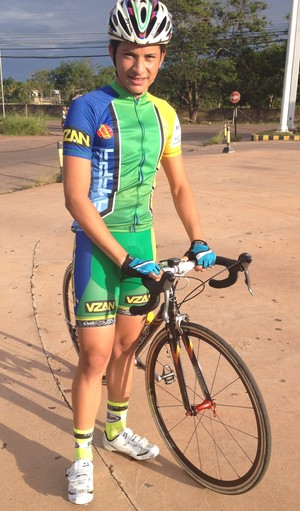 kaik ciclismo (Foto: Jonhwene Silva/GE-AP)