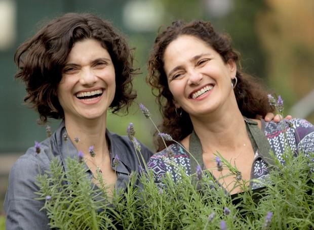 Sabrina e Silvia Jeha (Foto: Divulgação)
