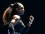 Serena passa fácil por compatriota e vai às oitavas no Aberto da Austrália