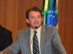 Magno Bacelar (PV), em sessão na Assembleia Legislativa (Foto: Divulgação/Agência Assembleia)