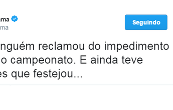 Vasco usa erro de 2014 para rebater ironia do Flamengo em rede social