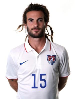 Retrato Copa do Mundo EUA - Kyle Beckerman