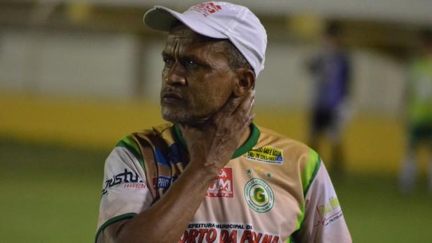 Técnico teme a zona da degola do Campeonato Sergipano (Foto: João Áquila/GLOBOESPORTE.COM)