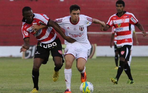 Linense x Botafogo-SP, Campeonato Paulista (Foto: Rogério Moroti / Agência Botafogo)