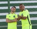 Rossi torce por retorno de Walter, mas enaltece sintonia com Léo Gamalho