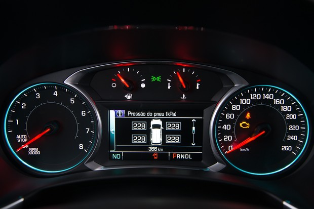 Chevrolet Equinox Premier 2.0 turbo (Foto: Divulgação)