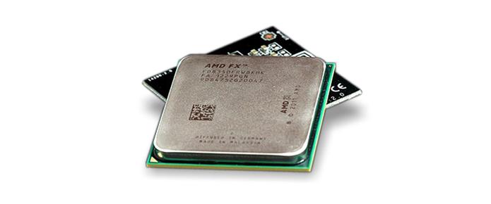 Versões OEM são vendidas sem caixa e o cooler (Foto: Divulgação/AMD) (Foto: Versões OEM são vendidas sem caixa e o cooler (Foto: Divulgação/AMD))