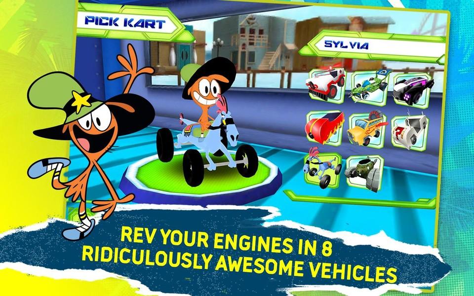 Juegos De Disney Xd Cars