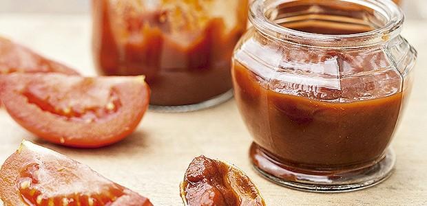 Ketchup de tomate (Foto: Elisa Correa/Editora Globo)