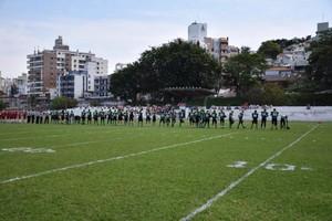 Cuiabá Arsenal e São José Istepôs (Foto: Cuiabá Arsenal/Facebook)