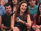 Paloma Bernardi fala sobre carnaval: 'Vou representar o signo de Virgem'