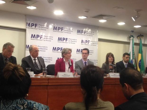 MPF devolve à Petrobras recursos recuperados na Operação Lava Jato (Foto: Marcelo Rocha/RPC)