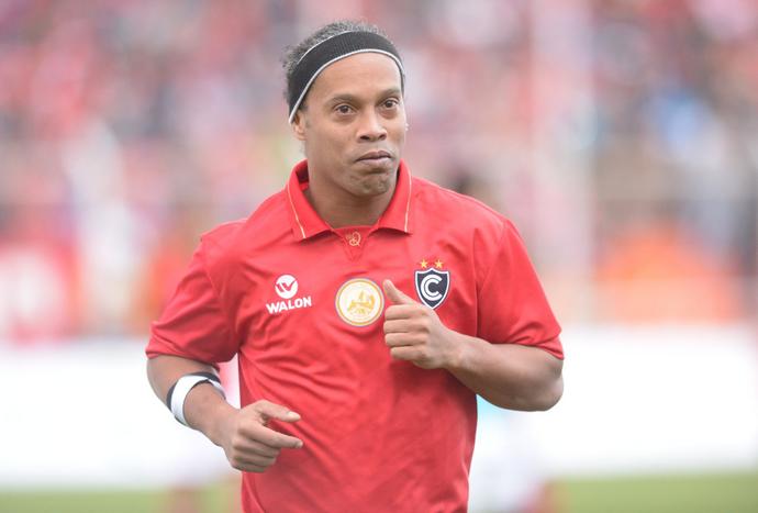 Ronaldinho Cienciano (Foto: Divulgação)