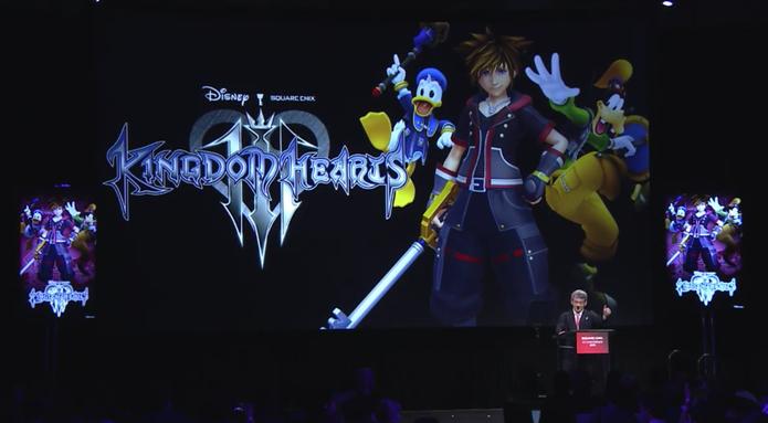 E3 Kingdom Hearts (Foto: Divulgação)