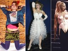 Camaleônica: veja as transformações no estilo de Madonna, que completa 56 anos
